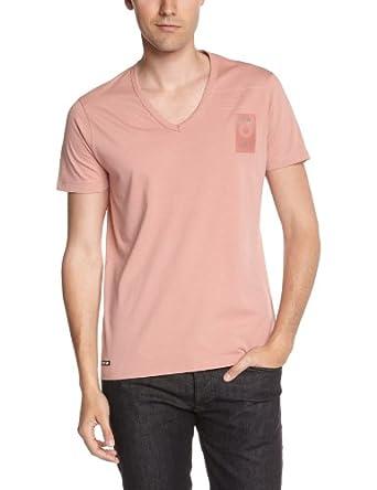 G-star - T-Shirt - Homme - Rose (Lt Rosehip) - S