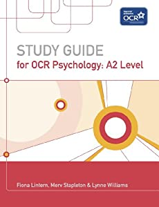 ocr a2 psychology notes A level psychology (ocr) wwwlearnbyitcom welcome to this site which is being developed for students of a level psychology (ocr) depending upon which school or college you attend you will be studying two of the following six applied areas.