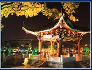 Fir Lake Guilin China Jigsaw Puzzle 1000 Pcs