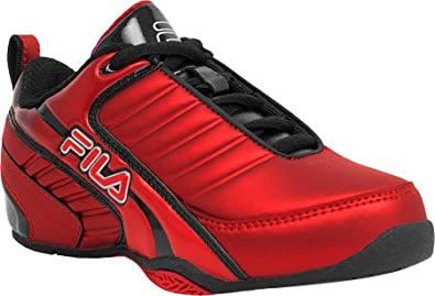 Buy Fila Clutch 6 Basketball Sneaker (Toddler Little Kid Big Kid) by Fila
