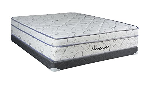Spinal solution mattress pillow top pocketed coil orthopedic twin size mattress with 5 inch Best deal on twin mattress