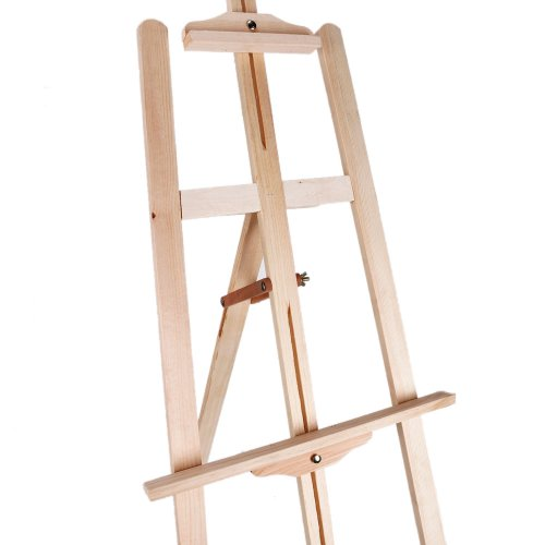 New Wood Color Durable Artist Wood Easel