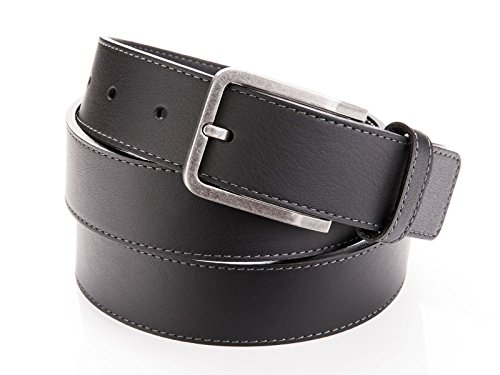 leather-belt-with-metal-buckle-for-men-by-danny-p-30-76-cm-black-with-stitched-edges