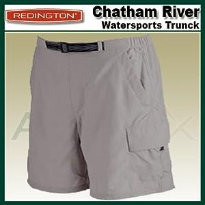 Redington Chatham River II Fishing Shorts Driftwood