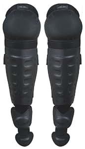 Damascus DSG100 Hard Shell Shin Guards with Non-Slip Knee Pads, Medium-Large