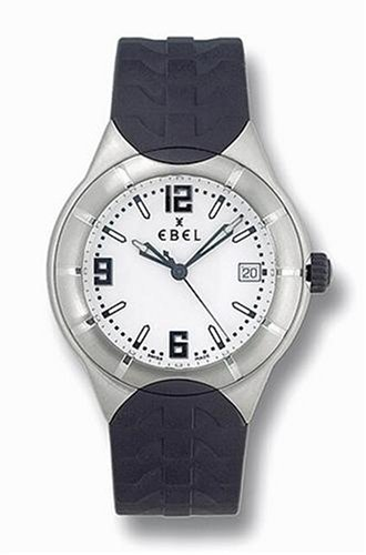 Ebel Men's E Type Watch #9187C51-06C35606 - Buy Ebel Men's E Type Watch #9187C51-06C35606 - Purchase Ebel Men's E Type Watch #9187C51-06C35606 (Ebel, Jewelry, Categories, Watches, Men's Watches, By Movement, Swiss Quartz)