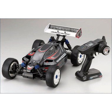 Kyoshoelectric buggy model car4WDRtR 2.4 GHz