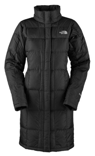 The North Face Women's Metropolis Parka (S, TNF Black)
