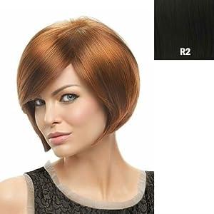 Tru2Life Styleable Wigs - Layered Bob - R2 - Ebony