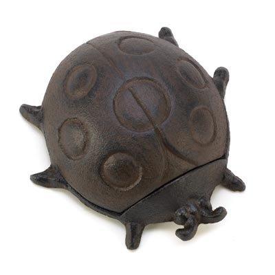 Iron Lady Bug Key Holder - Hide-A-Key front-1037303