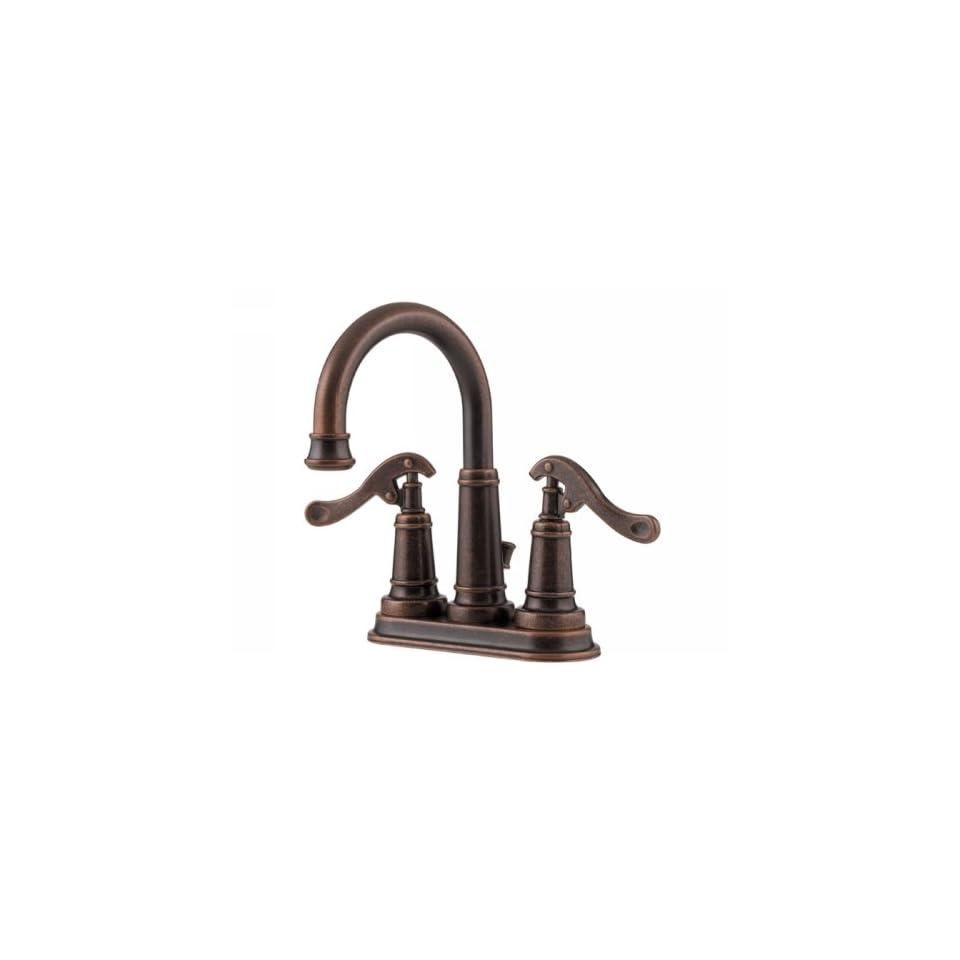 Price Pfister T43 YP0U Ashfield 4 Centerset Bathroom Faucet   Rustic Bronze