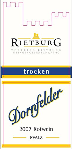2013 Rietburg Dornfelder 750 mL (Dornfelder Wine compare prices)