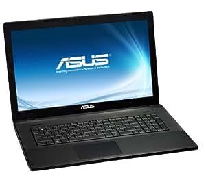 """Asus X75A-TY234H PC Portable 17,3"""" Noir (Intel Core i3, 4 Go de RAM, Disque dur 1 To, Intel HD Graphics, Windows 8)"""