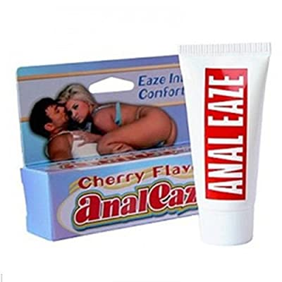 (Byrlinlin) 0.5oz Anal Eaze Desensitising Gel - Cherry Flavour