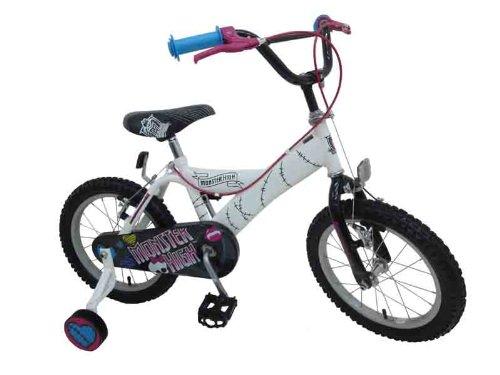 Bicicleta Monster High Muñecas Monster High menos de 20 euros Less than 30$ dolls Monster High