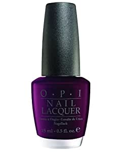 OPI Black Cherry Chutney Nail Lacquer Classics Collection 15ml