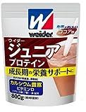 ウイダー  ジュニアプロテイン (ココア味) 800g (お買い得3袋セット)