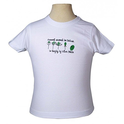 T-shirt, come i palloncini nascono Petita-Ultra Multicolore multicolore