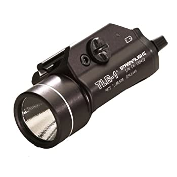 Streamlight 69110 TLR-1 Weapon Mount Tactical Flashlight Light 300 Lumens