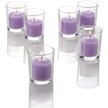 Set Of 72 Lavender Richland Votive Candles And 72 Holders By Richland