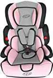 SALE NOW ON!! Bebe Style Deluxe Group 1-2-3 childs car and booster seat. Pink