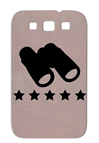 Tpu Black Fernglas Best R1Ai Cool Zoom Symbols Lupe I Haters Shapes Dont You Binoculars See Look For Sumsang Galaxy S3 Cover Case
