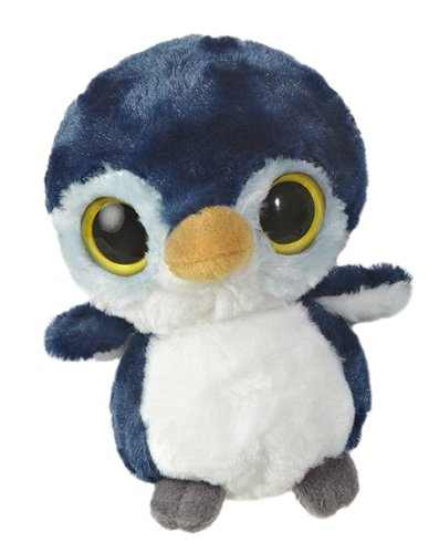 "Aurora World YooHoo Kookee Penguin 5"" Plush"