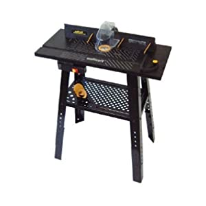 Wolfcraft 6151 Router Station - Router Tables - Amazon.com