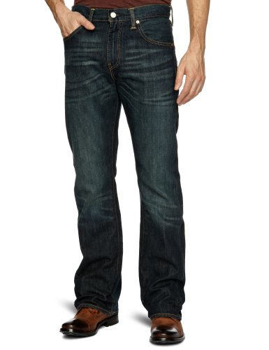 Levi's 527 Boot Cut Men's Jeans Seaweed W36INxL30IN