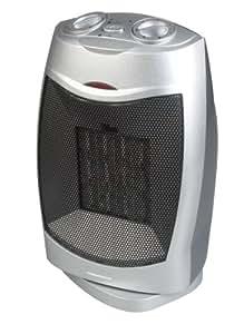 Kampa 1500W Oscillating Ceramic Heater for Caravan