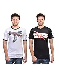 Rangifer Cm Punk Combo T-Shirt