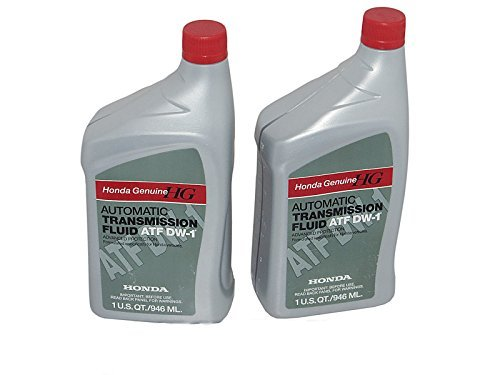 Genuine Honda 08200-9008 Automatic Transmission Fluid ATF DW-1 (ATF-Z1) 2 Quarts (1999 Honda Civic Atf Fluid compare prices)