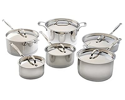 BergHOFF Earthchef Acadian 12-Piece Cookware Set