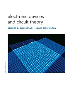Electronic Devices and Circuit Theory (11th Edition) from Prentice Hall