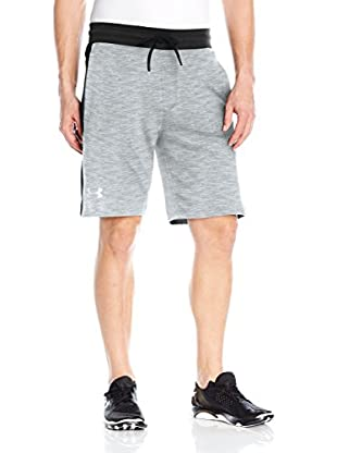 Under Armour Short Entrenamiento Sportstyle Graphic (Gris Claro)
