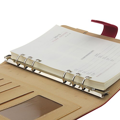 Gracallet® Refills 6 Hole Lined Craft Paper For A5 Loose