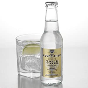 Amazon.com: Fever Tree Premium Indian Tonic Water: Kitchen & Dining