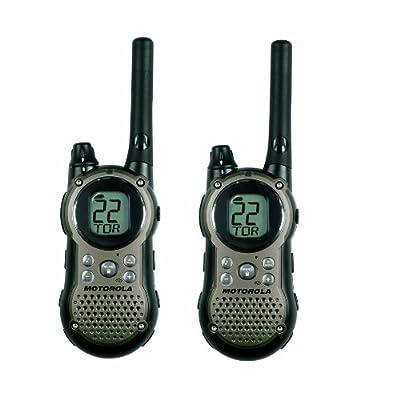 Motorola T9680RSAME FRS Radio 2-pack by Motorola