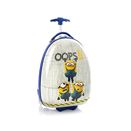 Heys-Despicable-Me-The-Minions-Deluxe-Kids-Luggage-Carry-On-OOPS