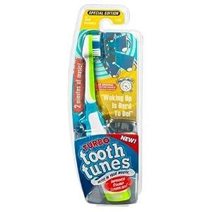 Tooth Tunes Waking Up Is Hard To Do (Neil Sedaka) Brush