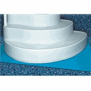 3.5' x 5' Deluxe Step Pad - for Wedding Cake Steps wedding cake murder