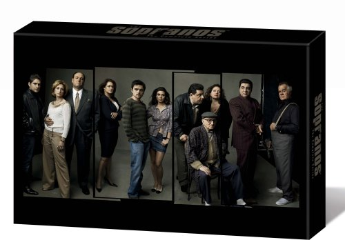 The Sopranos - Complete HBO Season 1-6 - Deluxe