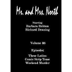 Mr. and Mrs. North - Volume 08
