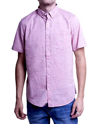 Micros Men's Sal Short Sleeve Shirt