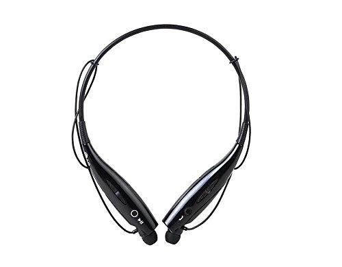 Pangshi Lg Tone + Hbs-730 Wireless Bluetooth Stereo Headset Black