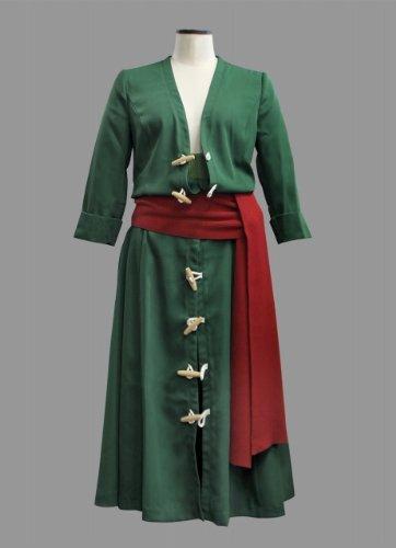 コスプレ 衣装 From TV animation ONE PIECE ロロノア・ゾロの衣装(新世界編)/サイズ-XL