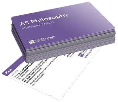 A2 Philosophy Revision Cards for OCR