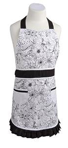 Now Designs Sally Apron, Jardin