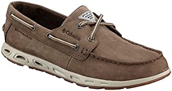 Columbia Bonehead Vent Leather PFG Men's Boat Shoe