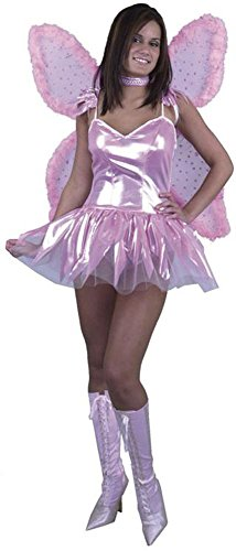 Pink Pixie Costume Wings
